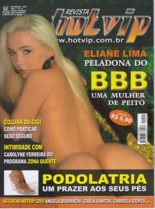 fotos para a revista hotvip