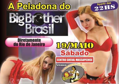 show em massape ceara  seduçao fatal dupla funk da peladona do bbb